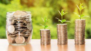 צמיחה פיננסית